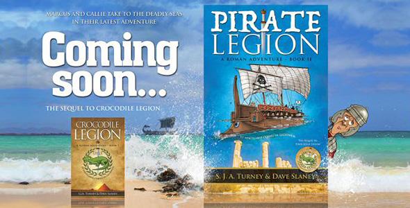 Pirate Legion - A Roman Adventure: Coming Soon