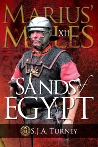 Marius' Mules XII: Sands of Egypt